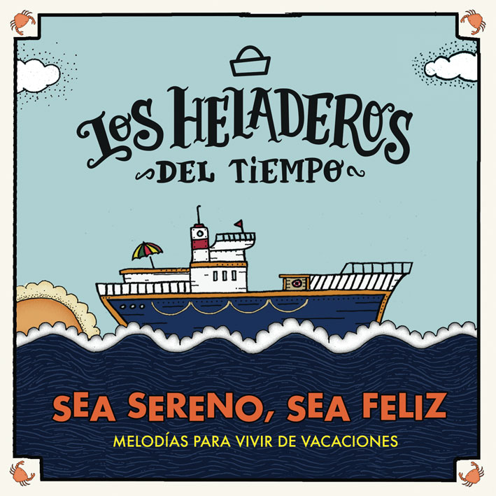SeaSerenoSeaFeliz – Tapa